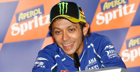 Rueda de prensa oficial GP San Marino 2013 de MotoGP