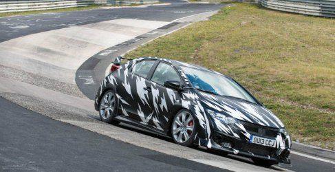 El próximo Honda Civic Type R apunta muy alto