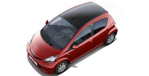 Nueva versión especial del Toyota Aygo