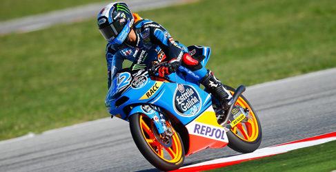 FP2 de Moto3 para Alex Rins en San Marino