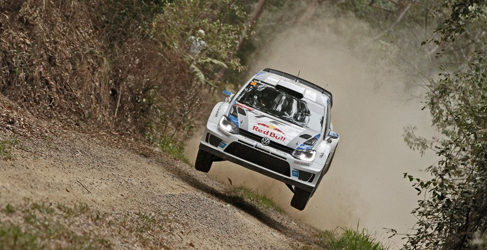 Ogier a lo suyo en el Rally de Australia. Meeke abandona