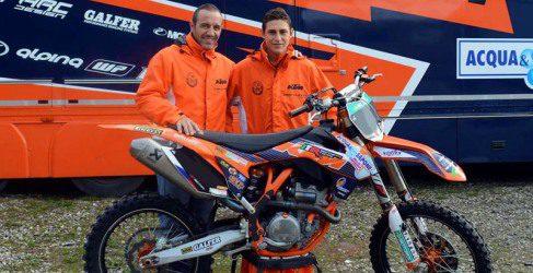MX2: Ivo Monticelli firma por el Marchetti Racing