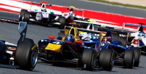 Pirelli renueva el suministro a GP2 y GP3