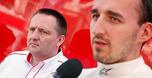 Robert Kubica suena para el WTCC con Citroën
