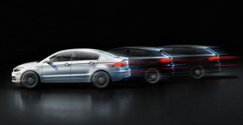 Qoros 3 Sedan, primer chino con 5 estrellas EuroNCAP