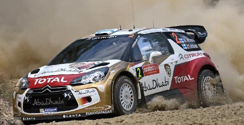 64 inscritos para el Rally de Catalunya 2013 del WRC