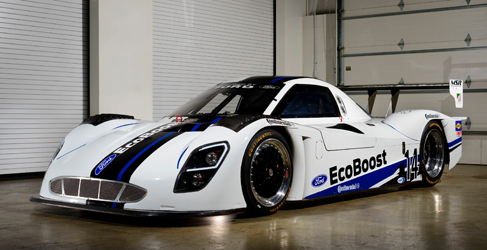 El motor EcoBoost de Ford se estrena en competición