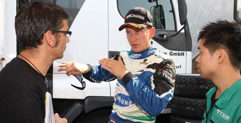 Andreas Aigner quiere sumar el titulo en Sanremo