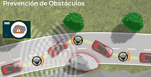 Ford aparca tu coche y esquiva obstáculos por ti
