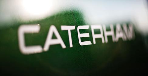 Caterham se pasa a Moto2 con el apoyo de Suter