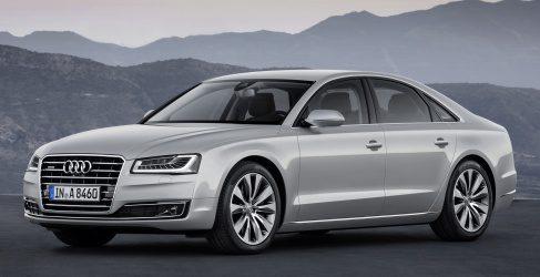 Arranca la comercialización del nuevo Audi A8