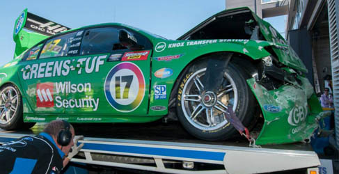 Bathurst 1000: Jamie Whincup, en pole provisional
