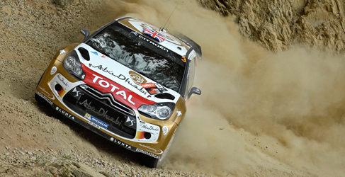 Citroën duda entre Sordo y Meeke para Gran Bretaña