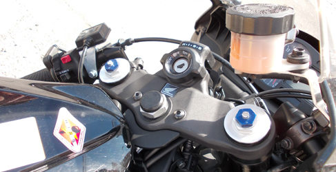 Toma de contacto y prueba: 30 minutos con la Honda CBR600RR