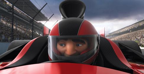 "Chevrolet colabora con la película ""Turbo"""
