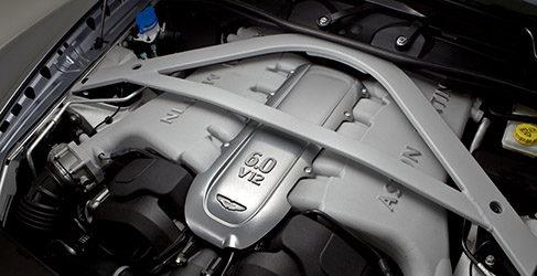 No hay híbridos para Aston Martin