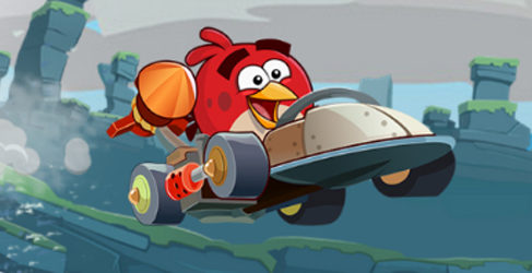 Angry Birds Go!, el juego para los amantes de la velocidad
