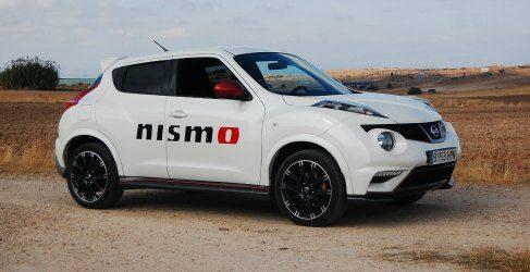 Probamos el Nissan Juke Nismo. Análisis de su conducción.