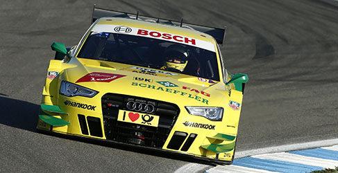Bruno Spengler consigue la pole para BMW