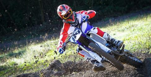 Van Horebeek da sus primeras vueltas con Yamaha