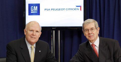 Relación GM-PSA en revisión por la economía de PSA