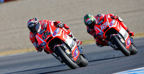 El GP de Japón de MotoGP se despide entre palabras