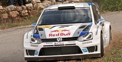 Sebastien Ogier gana el Rally de Catalunya y da el título a Volkswagen