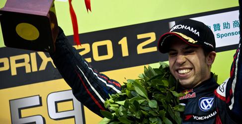 Da Costa sustituirá a Kvyat en el GP de Macao de F3