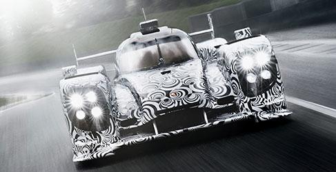 Porsche presenta el primer video de su LMP1 para el año que viene