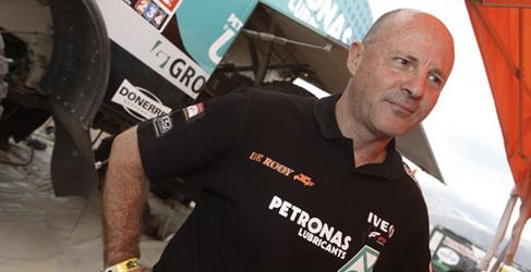 Miki Biasion resucita proyecto para el Dakar 2014