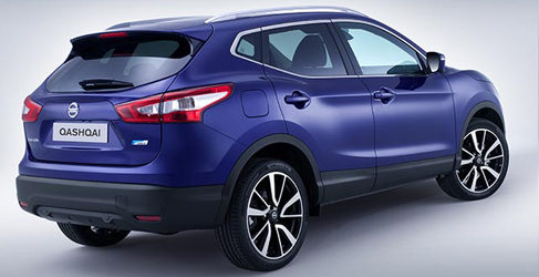 ¡El nuevo Nissan Qashqai ya está aquí!