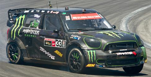 El Global Rallycross cierra 2013 en Las Vegas