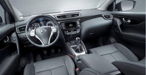 Descubrimos todos los detalles del Nissan Qashqai