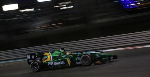 Haryanto marca el ritmo en el segundo día de test de GP2 en Abu Dhabi