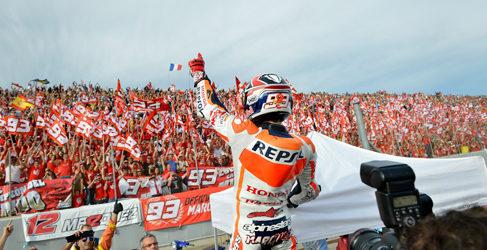 Palabras finales del GP de Valencia MotoGP en Cheste