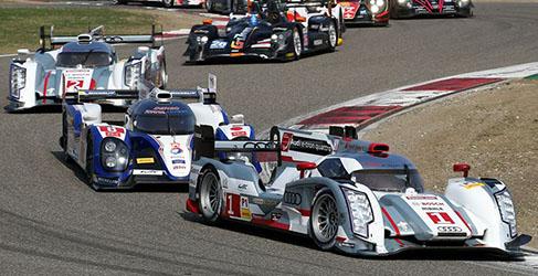 Nueva victoria y título para Audi en el WEC