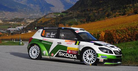 Así ha finalizado el ERC 2013 tras el Rally du Valais