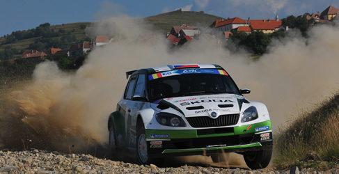 El ERC 2014 se recicla con pruebas del WRC