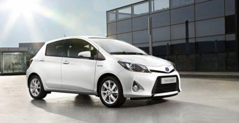 Mejoras para el Toyota Yaris 2014