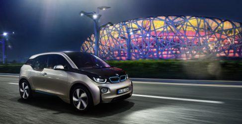 Comienza la comercialización del BMW i3 en España