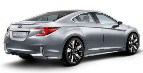 Subaru presenta un prototipo para el salón californiano
