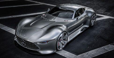 Mercedes AMG y su concept virtual Vision Gran Turismo