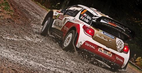El preocupante proyecto de Citroën en el WRC