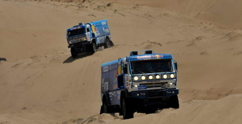 camiones dakar 2014