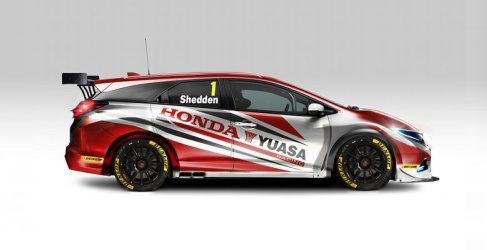 Nuevo Honda Civic Tourer y versión racing BTCC