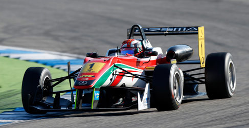 La temporada 2014 del FIA F3 tiene calendario