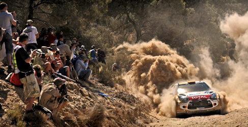 El Acrópolis Rally quiere volver al WRC en 2015