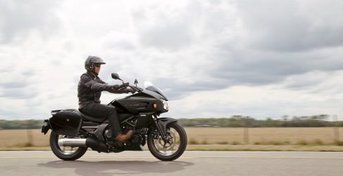 Honda anuncia el precio de la CTX700