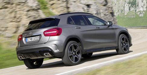 Mercedes-Benz presenta su oferta GLA