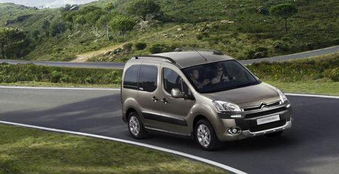La Citroën Berlingo recibe el cambio ETG6